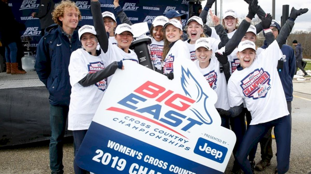 How to Watch: 2020-21 BIG EAST XC Championships