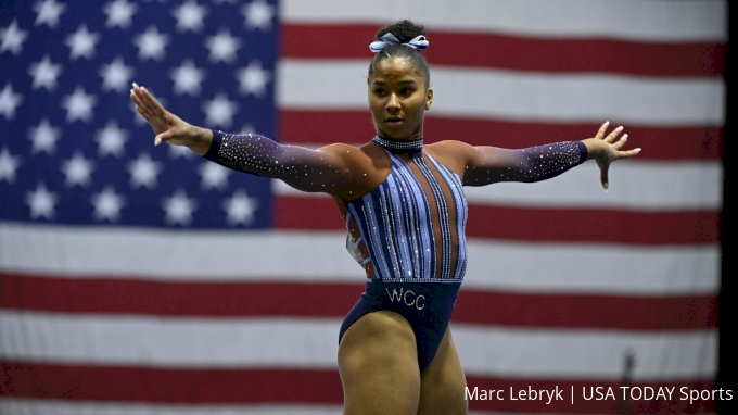 Shooting For Tokyo, Jordan Chiles Aims To Finish What She Started - FloGymnastics