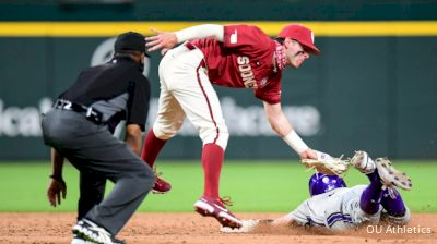 Oklahoma vs. Stephen F. Austin - 2021 College Baseball and High School Showcase