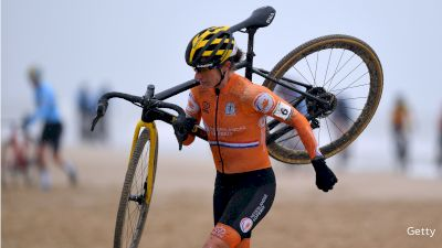 Marianne Vos On Cyclocross Without Fans, 'Hearing Your Own Breathing Was Different'