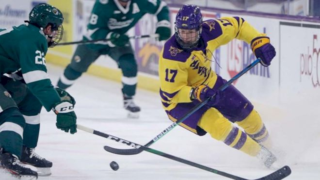 WCHA RinkRap: Minnesota State's Magnificent 7 & The Little Ball Of Hate