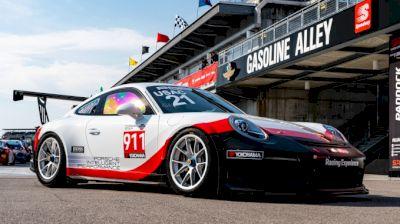 How to Watch: 2021 Porsche Sprint Challenge at Indianapolis Motor Speedway