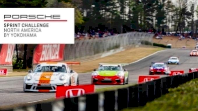 picture of 2021 Porsche Sprint Challenge at Watkins Glen International