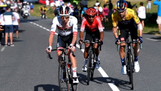 Tadej Pogacar Signs New 5-year Deal With UAE Team Emirates