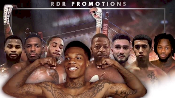 picture of FloSports FIGHTNIGHT LIVE: RDR Promotions