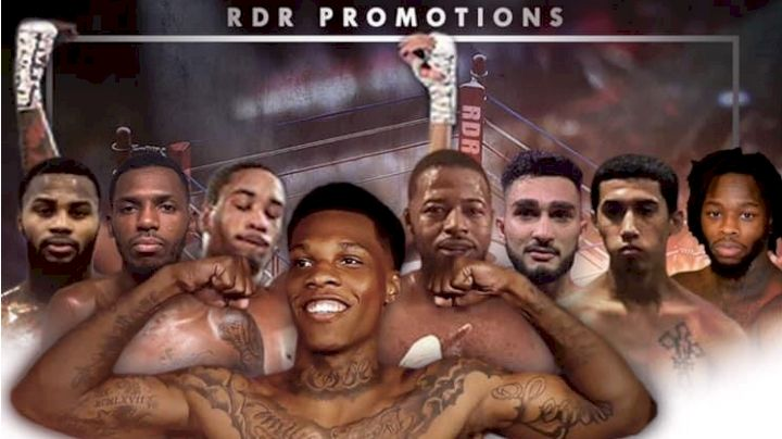 FloSports FIGHTNIGHT LIVE:RDR Promotions