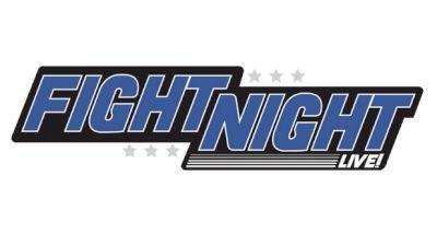 FightNight Live Set For Showboat In Atlantic City