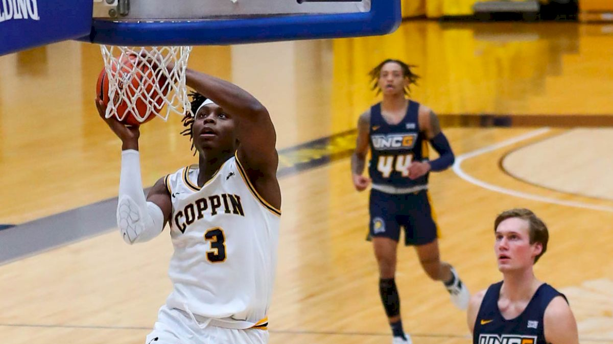 High-Flying Anthony Tarke Of Coppin State Is A Bonafide Superstar