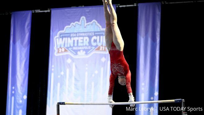 Senior Women's Gymnastics Photo Gallery | 2021 Winter Cup