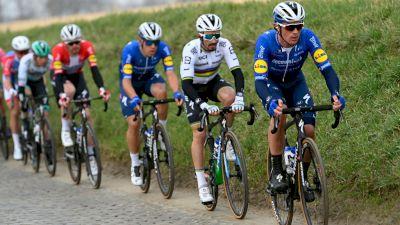 Michael Owns Up, Deceuninck Quickstep's 'Amazing' Omloop
