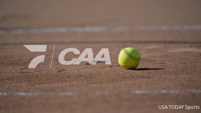 picture of Watch Colonial Athletic Association (CAA) Softball