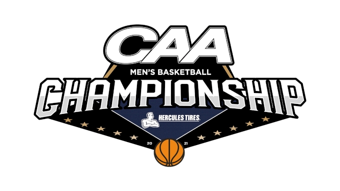 picture of 2021 Hercules Tires CAA Men's Basketball Championship