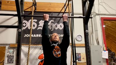 Dustin Myers S&G: Pull Up Tips For Grip Strength