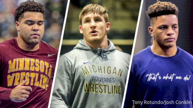 Big Ten 285 Preview: The Big Three's Impact On The Team Race