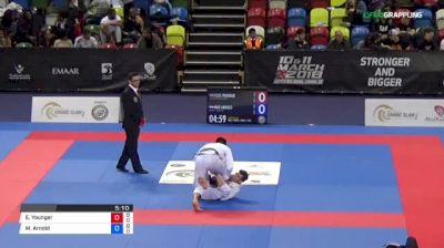 Bruno Borges vs Rafael Mansur 2018 Abu Dhabi Grand Slam London