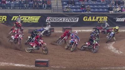 250 Pro Main Replay | Kicker AMA Arenacross Saturday at Amarillo