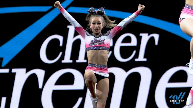 Lady Lux & UF0 Top The Non Tumbling Divisions At NCA