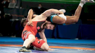 86 kg Zahid VALENCIA vs Fatih ERDIN, TUR