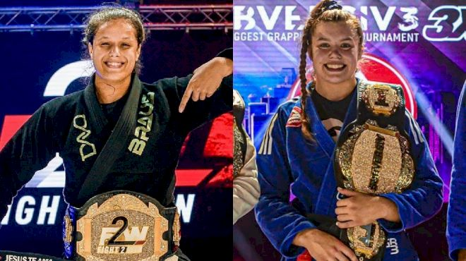 How to Watch Fight to Win 168: Nathiely de Jesus vs Kendall Reusing