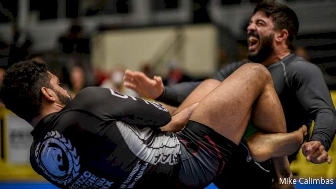 Grappling Bulletin: The First Heel Hook in IBJJF History