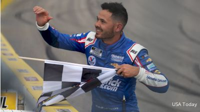 Kyle Larson Back In NASCAR Cup Series Victory Lane