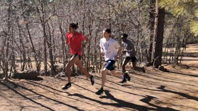 Workout Wednesday: NAU Hill Loops At 7,000ft