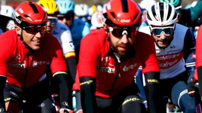 Gilbert: 'Easy' Paris-Nice Stages A Concern