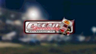 Full Replay | Taco Bravo Night #18 at Ocean Speedway 8/13/21