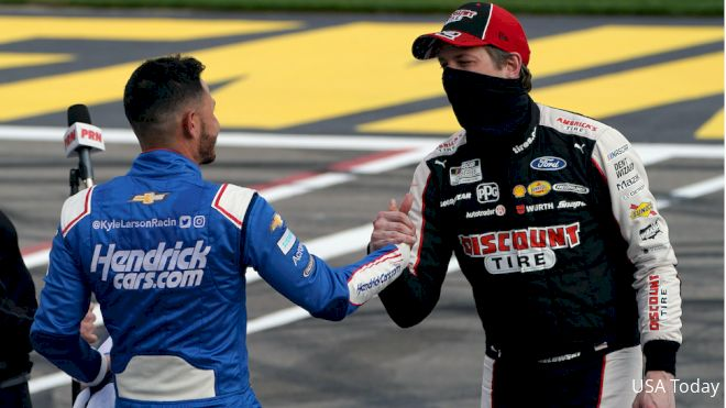 Dirt Racing More Popular Than Ever In NASCAR Cup Garage
