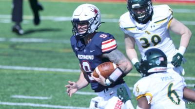 Richmond Heads To Elon For First Of Two Meetings