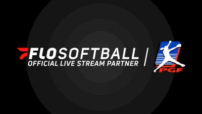 PGF Renews Partnership With FloSoftball As Official Streaming Partner
