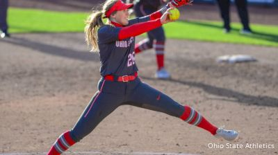 Ohio State Softball Wins 15-Inning Game Over Wisconsin, Splits Doubleheader