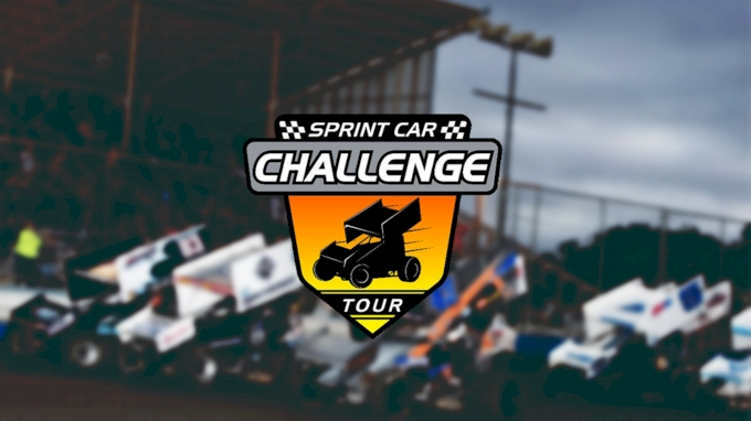 picture of 2021 Sprint Car Challenge Tour at Silver Dollar Speedway