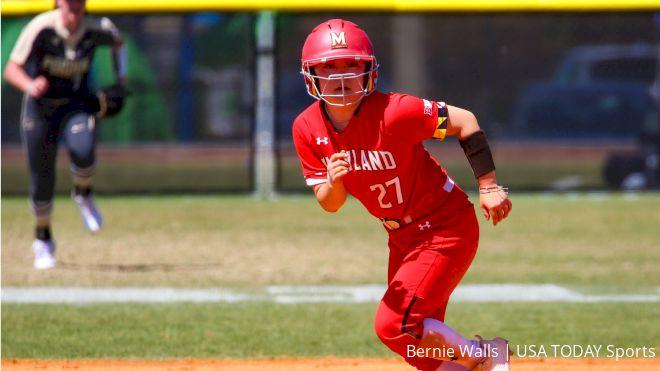 Maryland Softball Photo Gallery | 2021 THE Spring Games