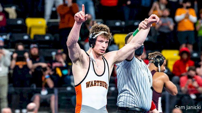 Briggs dominates, Wartburg rolls at NWCA D3 Championships