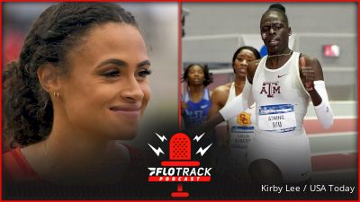 Could The U.S. Olympic 4x4 Have Three Women NOT In The Open 400m?