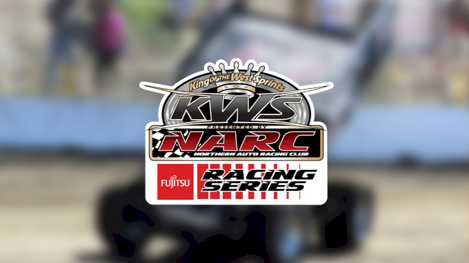 picture of 2021 NARC King of the West at Merced Speedway