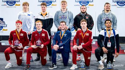 Full Replay - 2021 NWCA Division III Championship Finals