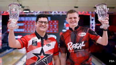 Kris Prather, Andrew Anderson Ride Momentum To PBA Doubles Title