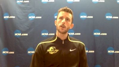 Oregon's Charlie Hunter Wins The NCAA 800m