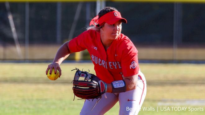 Ohio State Softball Photo Gallery | 2021 THE Spring Games