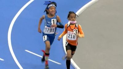 7-Year-Old Unleashes Kick To Win 1500m Championship Race
