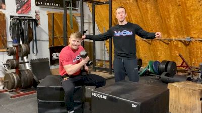 Dustin Myers S&G - Weighted Contrast Jumps for Power