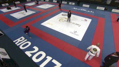Xande Ribeiro vs Marcus Ruiz Abu Dhabi Grand Slam Rio de Janeiro