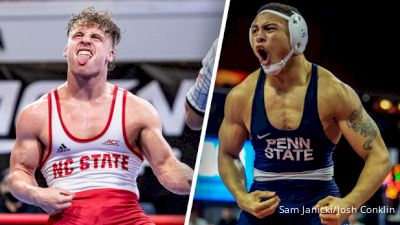 184 lbs At NCAAs Is Sure To Be Chaotic