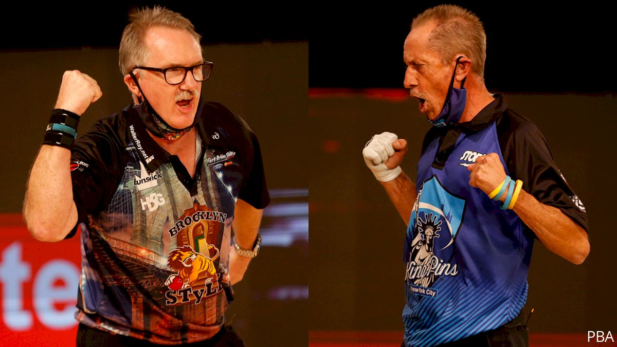 Walter Ray Williams Jr., Pete Weber Retire From PBA Tour Competition