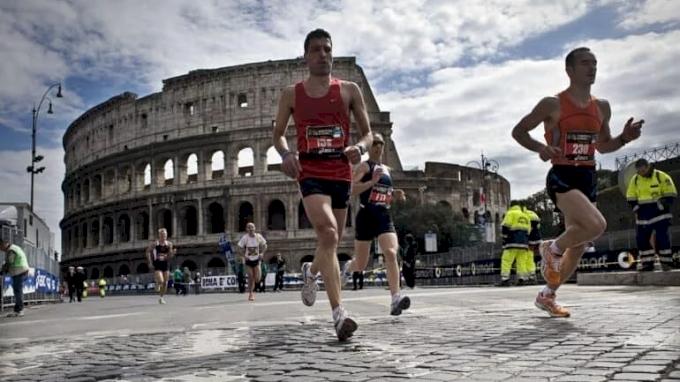 picture of 2021 Rome Marathon