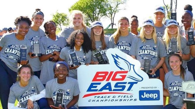 How to Watch: 2021 BIG EAST Outdoor Championships