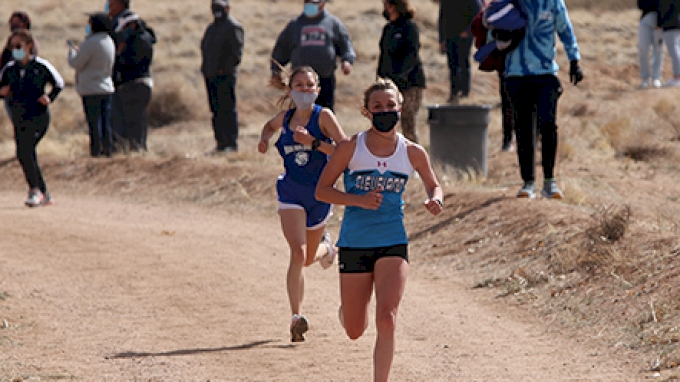 picture of 2020-21 NMAA XC Championships