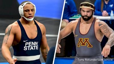 Best Quarterfinals Of The 2021 NCAA Championships